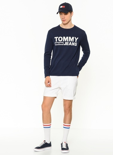 Tommy Hilfiger Kazak Lacivert